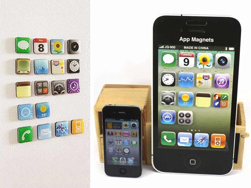 18 Magnetic Applications For Iphone With Free Shipping
