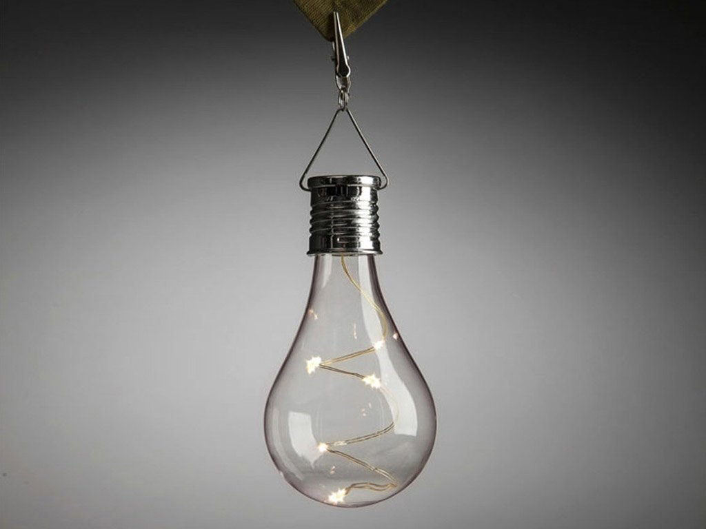 Decorative Solar Hanging Bulb Free Shipping
