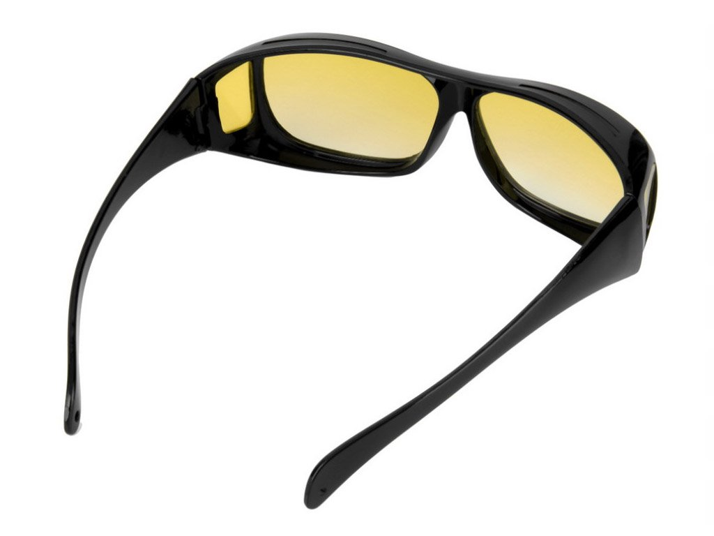 53305a410 Driver's Glasses for Better Visibility in Rain, Fog and Gloomy ...