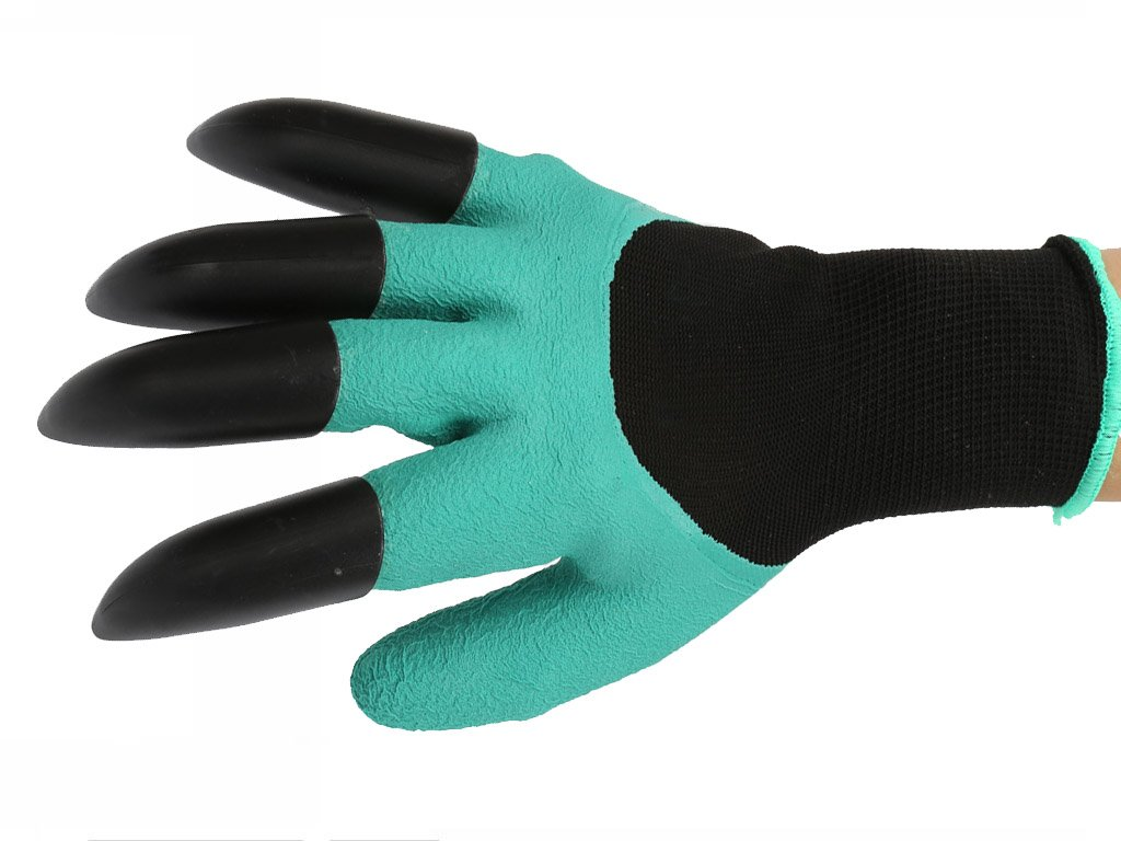 Garden Gloves With Claws Free Shipping