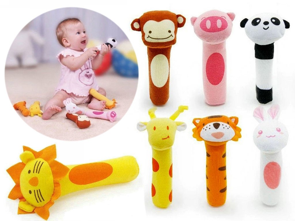 Soft Toy Animals For Babies Free Shipping